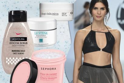 Scrub corpo: come mantenere l'abbronzatura dopo le vacanze