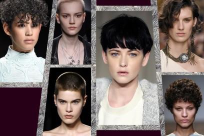 Tagli capelli corti: le tendenze per l'Autunno-Inverno