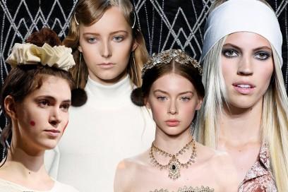 Accessori capelli: i più belli dell'Autunno/Inverno 2016-17