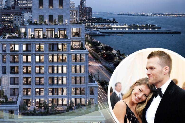 La nuova casa di Gisele Bündchen e Tom Brady a New York