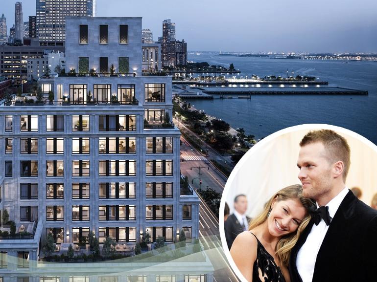 La nuova casa di gisele b ndchen e tom brady a new york for Casa famiglia new york