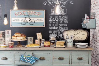 Cucina vintage: i 12 pezzi must have