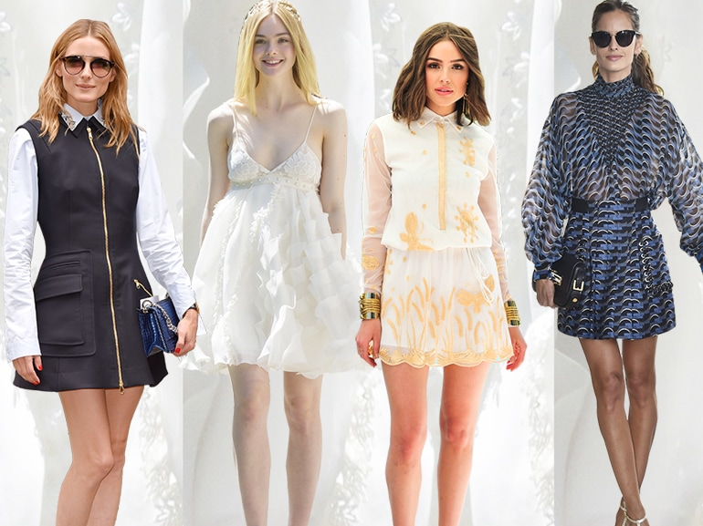 cover mini dress per l'estate le versioni preferite dalle celeb mobile