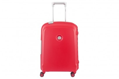 delsey trolley rosso