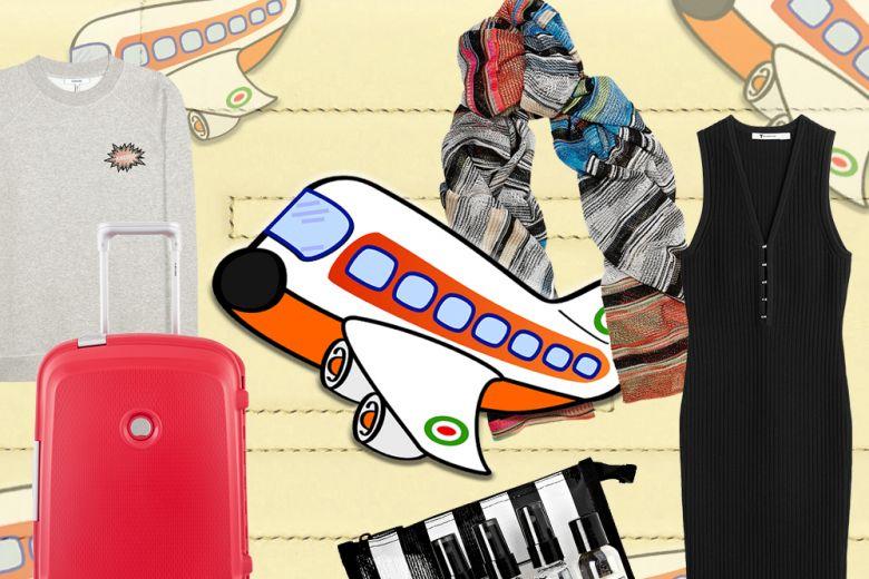 Come fare la valigia perfetta per una settimana