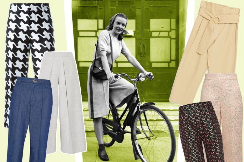 Pantaloni cropped: i modelli per l'autunno 2016