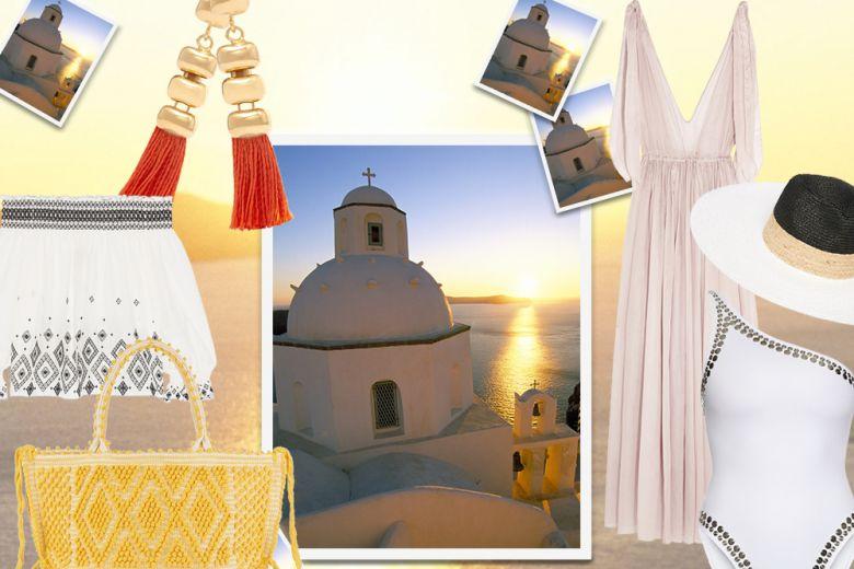 La valigia perfetta per le vacanze in Grecia