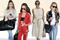 Look da aeroporto: le scelte delle star, da Kendall Jenner a Kristen Stewart