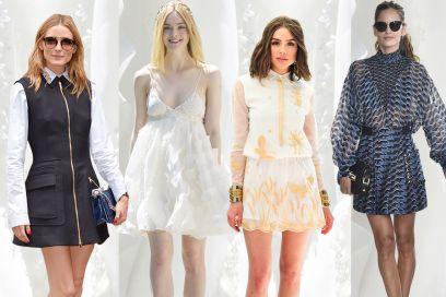 Minidress per l'estate: le versioni preferite dalle star