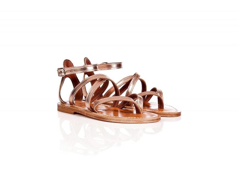 j jacques sandali metal