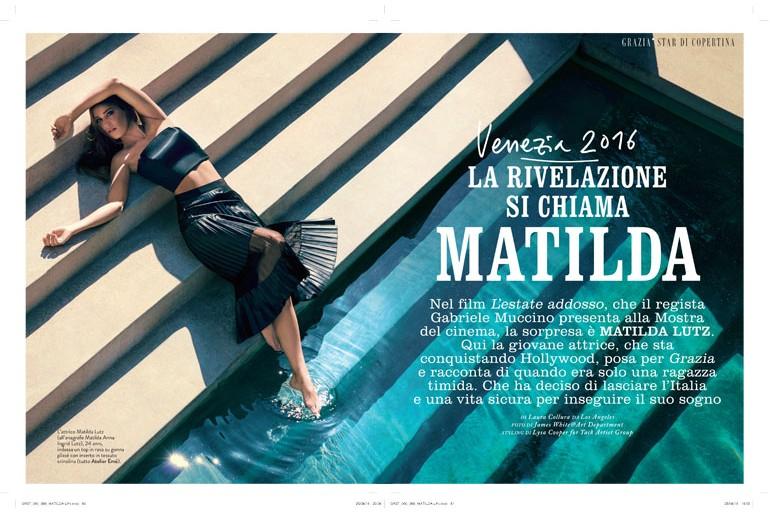 Venezia 2016: la rivelazione si chiama Matilda