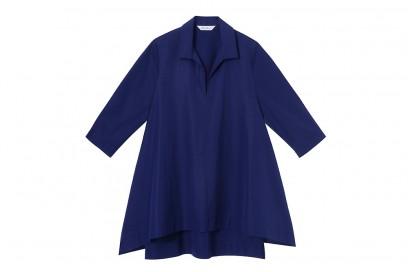 max mara camicia blu