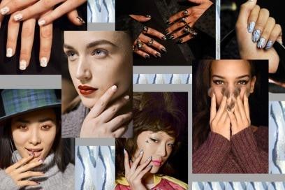 Nail Art: tutti i trend dell'Autunno-Inverno 2016