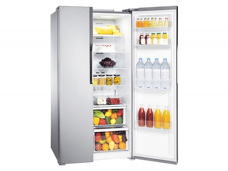 Frigo Americano Misure : Misure frigo americano gallery of electrolux rex lie for