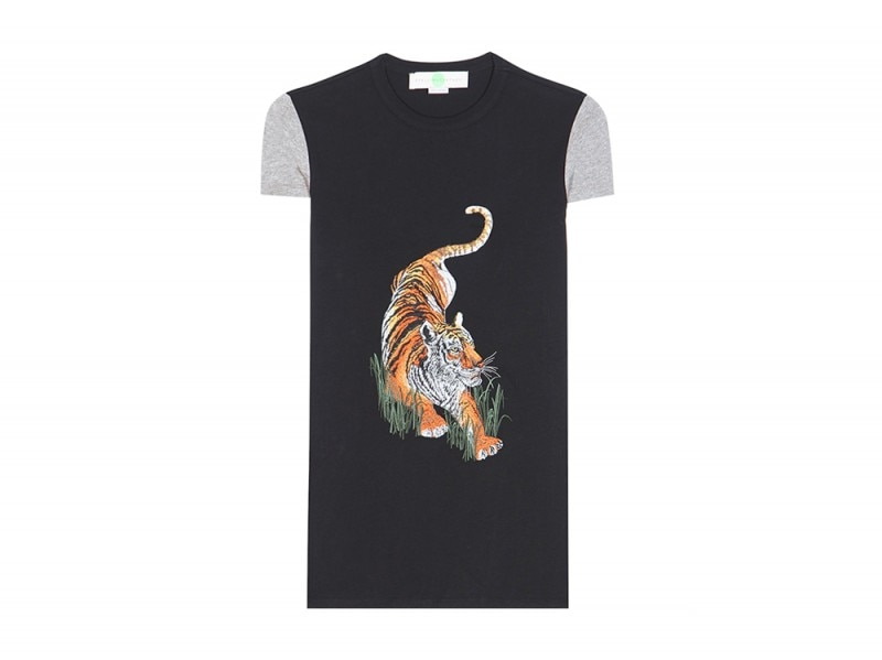 stella mccartney tshirt tigre