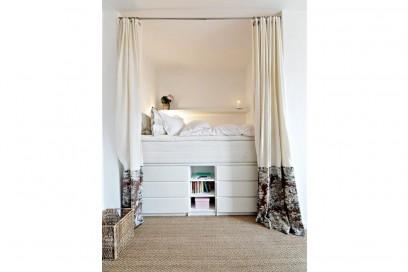 Dalla cucina al living dalla camera da letto al bagno 15 for Idee per case piccole