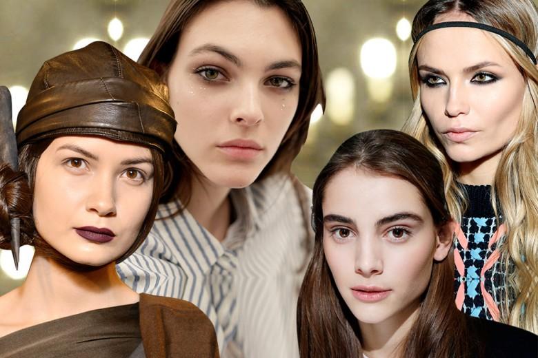 10 Make Up Trend per l'Autunno/Inverno 2016-17 che ci piacciono (e perché)