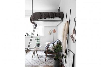 9.come-arredare-una-casa-piccola-letto-sul-soppalco-zona-living