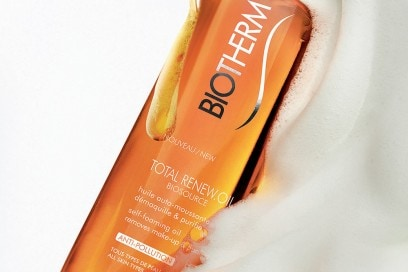 BIOSOURCE TOTAL RENEW OIL PACK&TEXTURE 200ML_BD