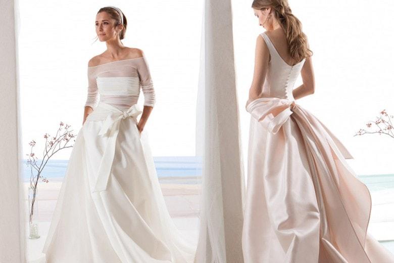 Gli abiti 2016-17 di Le Spose di Giò