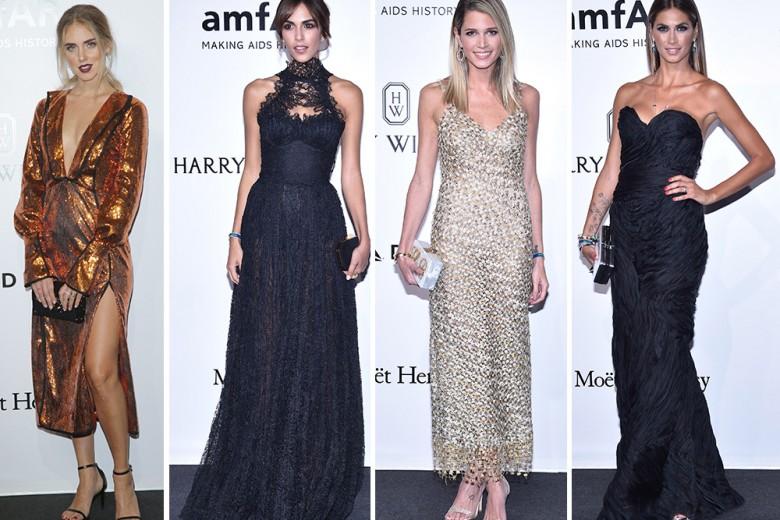 amfAR Gala a Milano: la notte più glam della fashion week