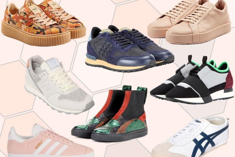 Sneakers: i modelli per l'Autunno-Inverno 2016