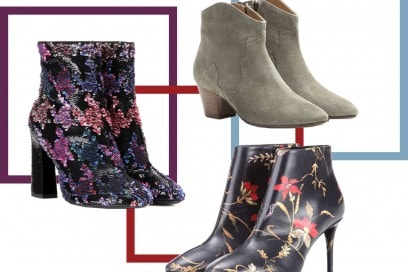 Collage_ankle_boots