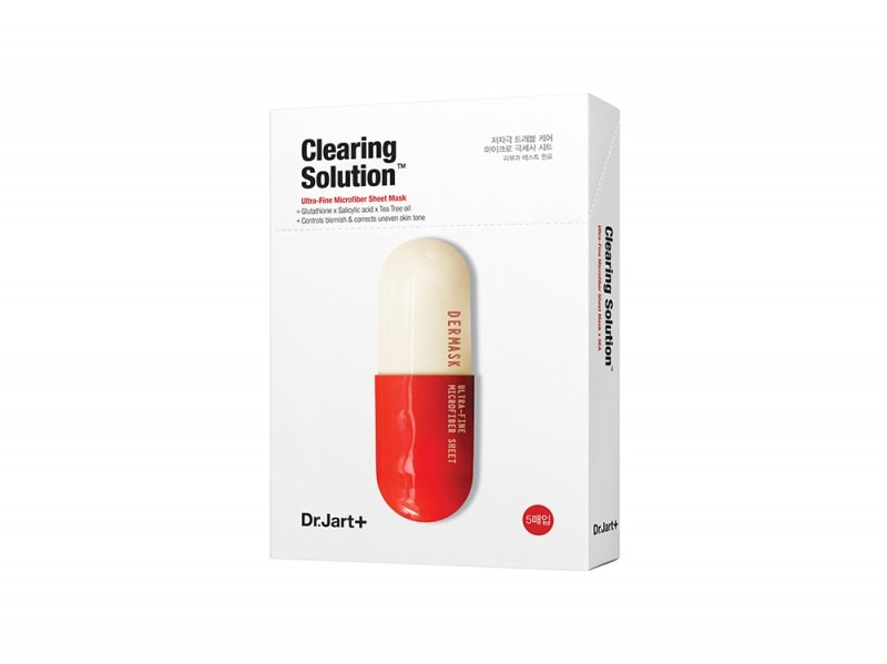 Dermask Micro Jet Clearing Solution