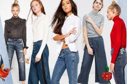 Jeans: i modelli per l'Autunno-Inverno 2016/17