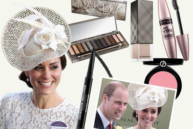 Copia il trucco elegante di Kate Middleton