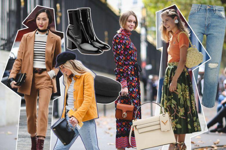 Look da fashion week: 5 idee da copiare