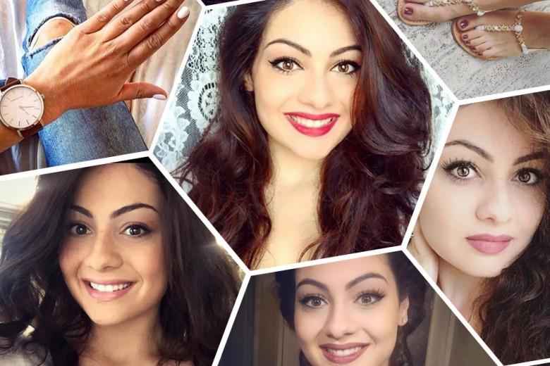 Paola Torrente: i beauty look più belli della Miss Italia Curvy