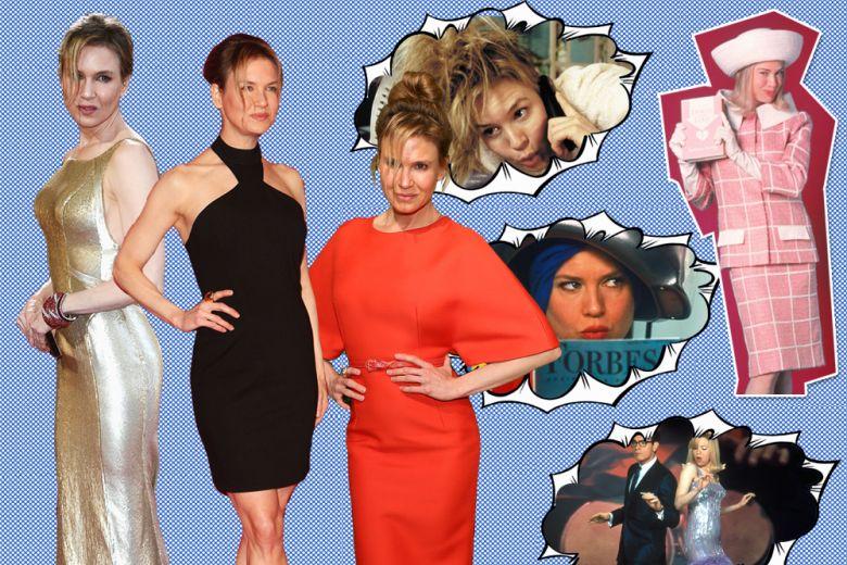 Lo stile di Renée Zellweger: che pasticcio Bridget Jones!