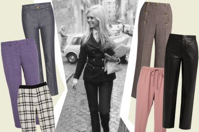Pantaloni da ufficio: i più belli per l'Autunno-Inverno 2016