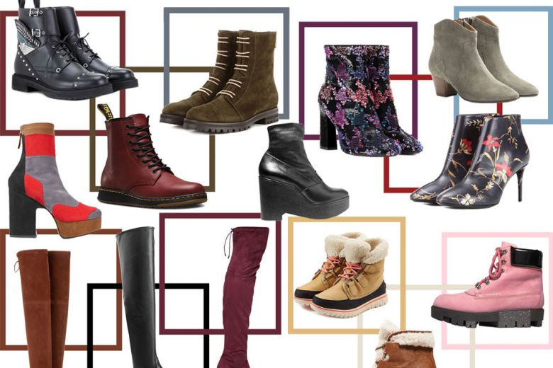 Stivali Autunno-Inverno 2016/17: tutti i modelli