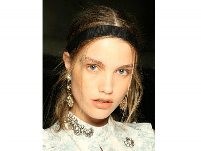 GHD-Erdem-LFW-trend-beauty