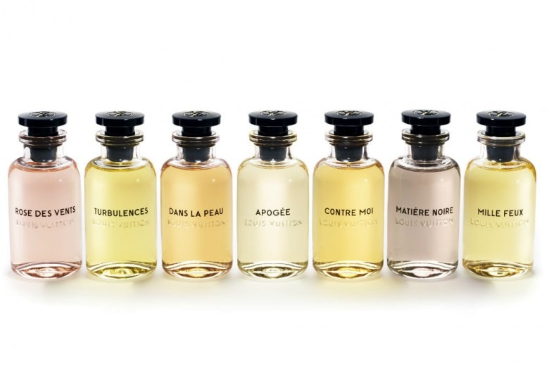 Le sette fragranze di Louis Vuitton: un viaggio intorno al mondo