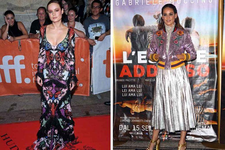 Le best dressed della settimana: Brie Larson, Rooney Mara e colleghe
