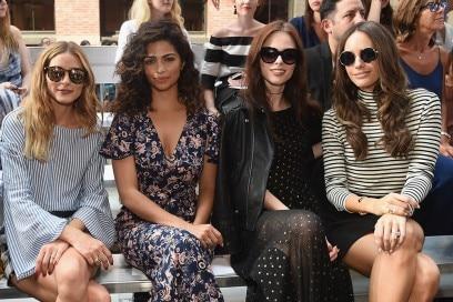 _Olivia-Palermo,-Camila-Alves,-Coco-Rocha-and–Louise-Roe-nyfw