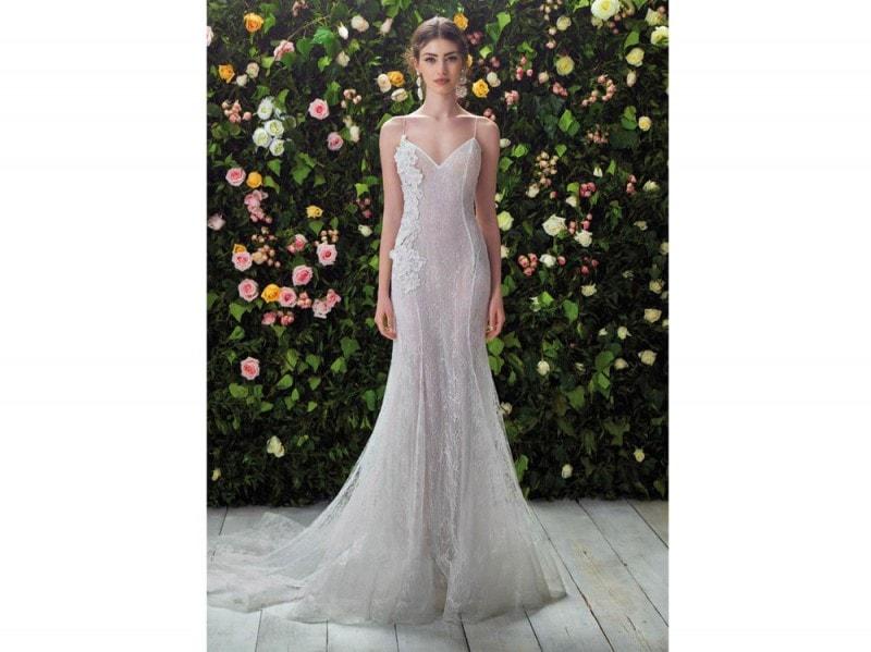 68389c7a0280 Gli abiti da sposa Blumarine 2017 - Grazia.it