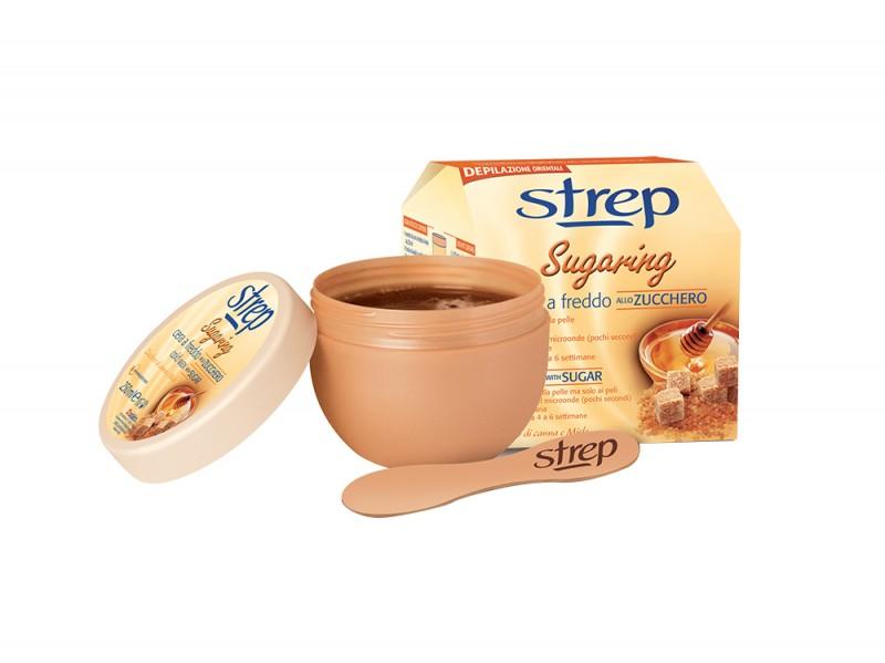 Strep Sugaring – Cera a Freddo Vaso