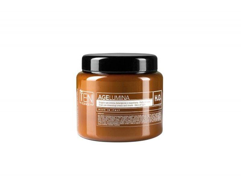 TeN – Age Lumina – Doppio-uso-crema-detergente-maschera rid