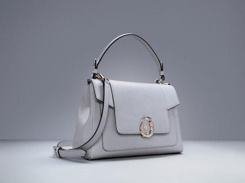 Grazia Michelle Trussardi It Presentano Una Nuova Hunziker it amp; Bag TTx8wB6