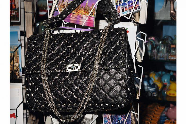 Rockstud Spike, la nuova borsa di Valentino Garavani