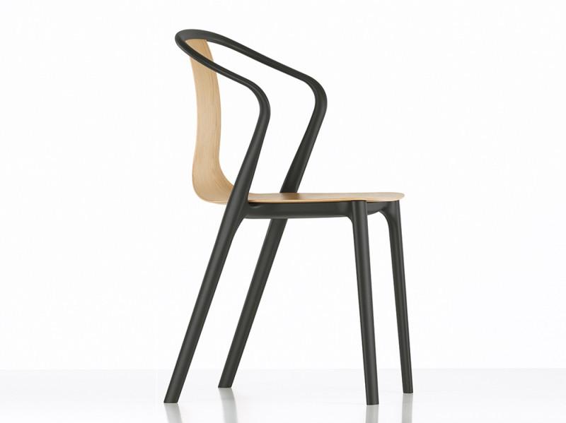 Vitra-Belleville-Chair-Natural-Oak
