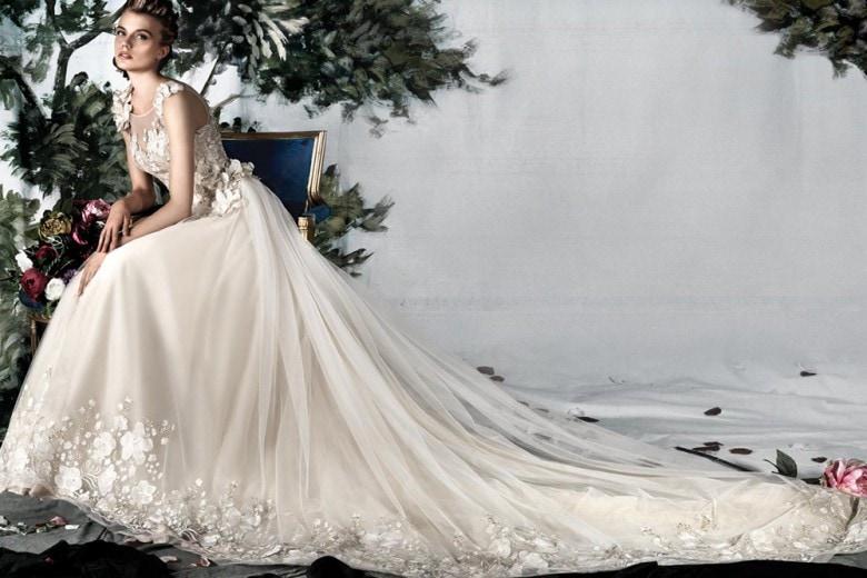 Gli abiti da sposa Couture di Carlo Pignatelli