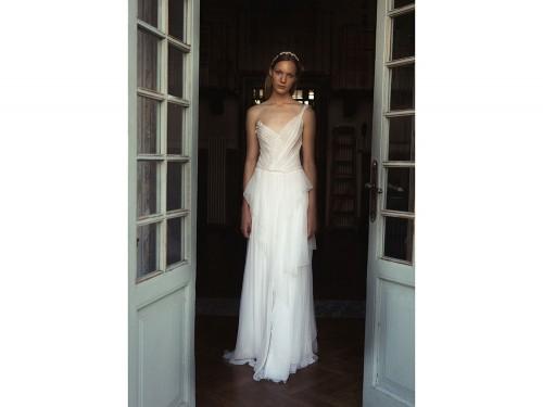 los angeles 11646 c7659 Gli abiti da sposa Alberta Ferretti Forever 2017 - Grazia.it