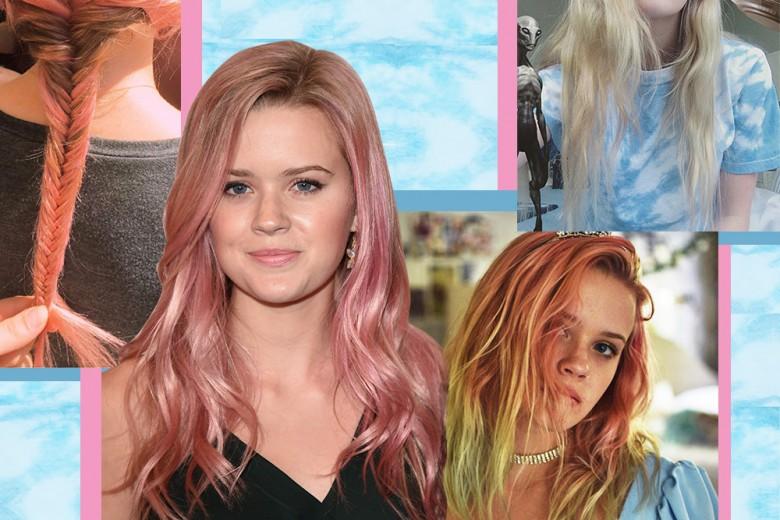 Ava Phillippe: i beauty look della figlia di Reese Witherspoon e Ryan Phillippe
