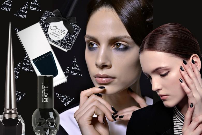 I migliori smalti neri del 2019 per una manicure ultra dark