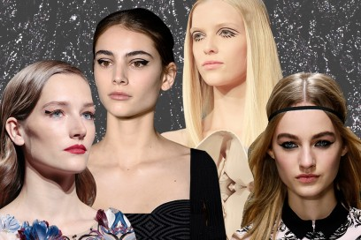 Eyeliner: tutte le tendenze dell'Autunno-Inverno